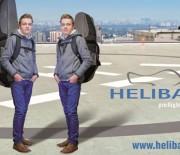 Funktionsrucksack von Helibag