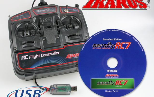 aeroflyRC7-Komplettset von IKARUS