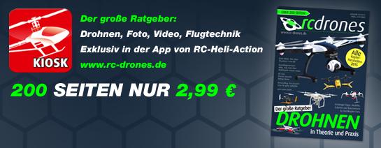 Das neue Digital-Magazin: rc-drones