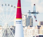 Eintrittskarten für Red Bull Air Race am 16./17. September am Lausitzring zu gewinnen