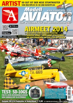 RC-Heli-Action Ausgabe 09/2014