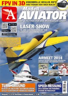 RC-Heli-Action Ausgabe 11/2014