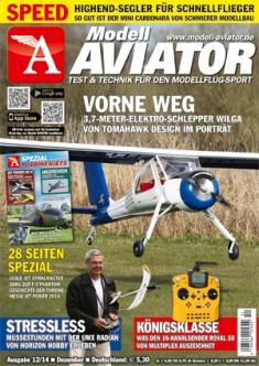 RC-Heli-Action Ausgabe 12/2014