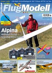 FlugModell Ausgabe 01+02/2021