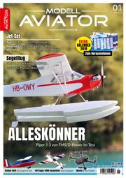 Modell AVIATOR Ausgabe 01/2019