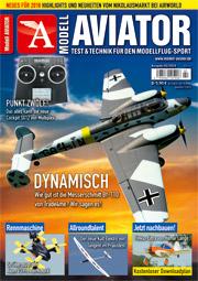 Modell AVIATOR Ausgabe 02/2018
