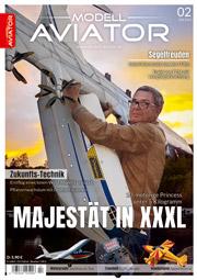Modell AVIATOR Ausgabe 02/2019