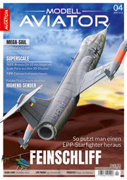 Modell AVIATOR Ausgabe 04/2018