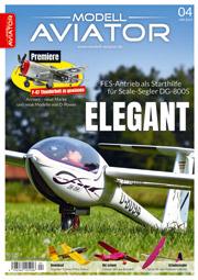 Modell AVIATOR Ausgabe 04/2019