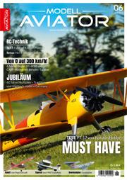 Modell AVIATOR Ausgabe 06/2018