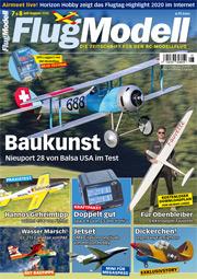 FlugModell Ausgabe 07+08/2020