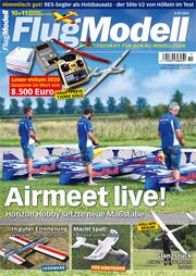 FlugModell Ausgabe 10+11/2020