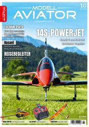 Modell AVIATOR Ausgabe 10/2018