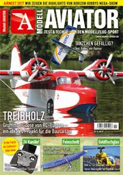 Modell AVIATOR Ausgabe 11/2017