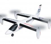 X-44 als Ready-To-Fly-Paket von Graupner